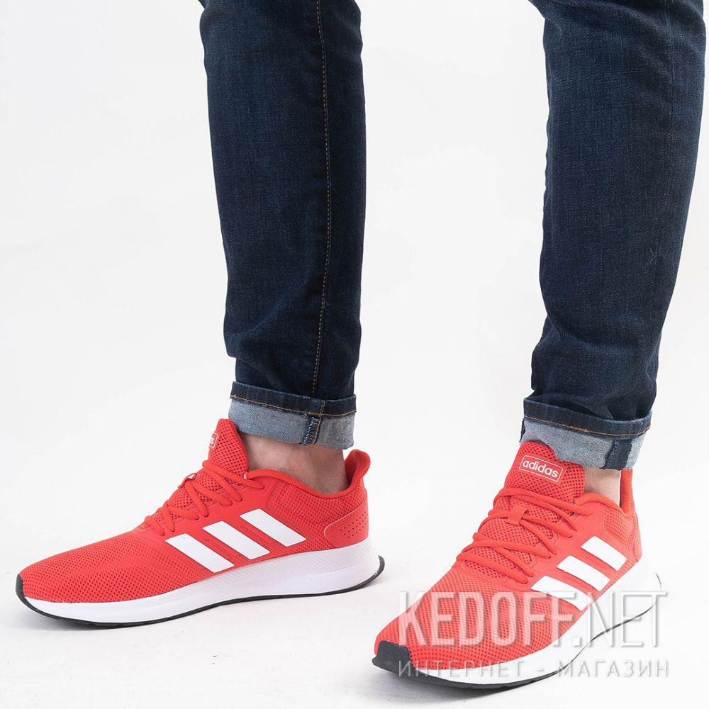 Мужские кроссовки Adidas Runfalcon F36202 все размеры