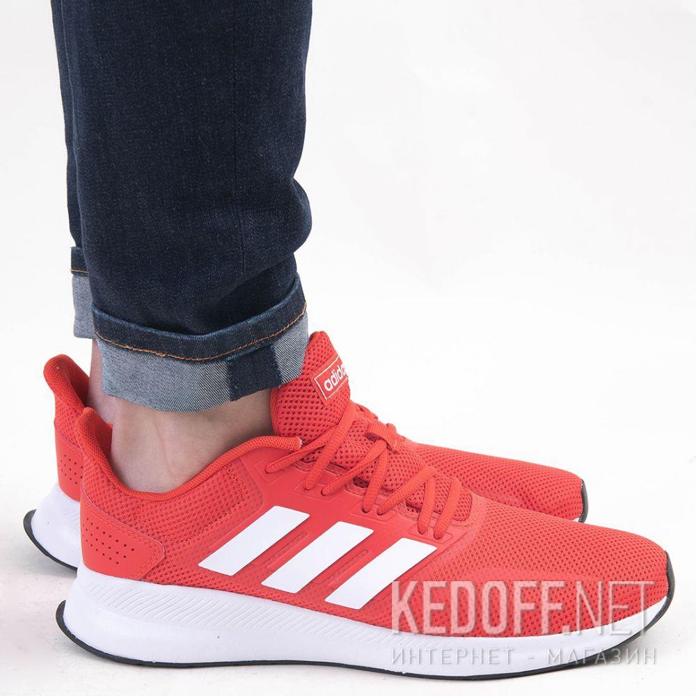 Мужские кроссовки Adidas Runfalcon F36202 доставка по Украине