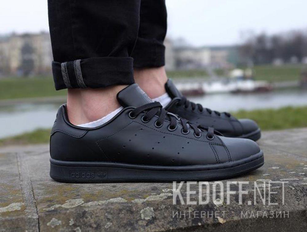 Мужские кроссовки Adidas Stan Smith M20327 все размеры