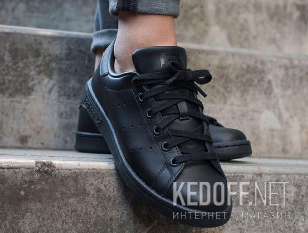 Мужские кроссовки Adidas Stan Smith M20327 доставка по Украине