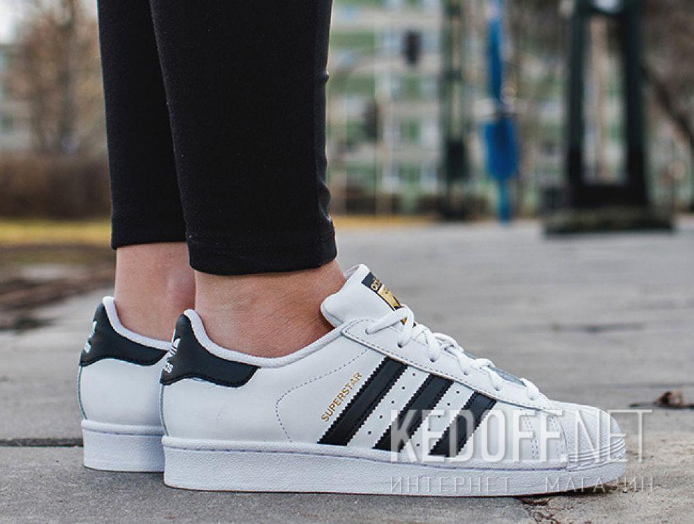 Доставка Мужские кроссовки Adidas Superstar C77124