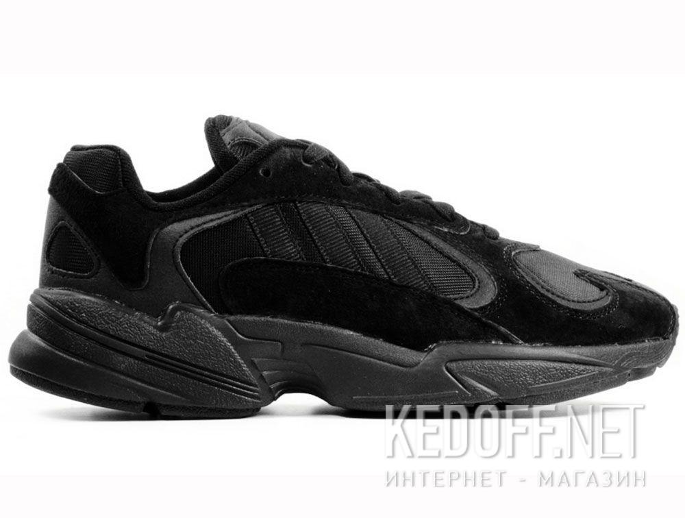 Мужские кроссовки Adidas Yung I G27026 Чёрные купить Киев
