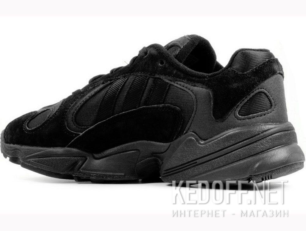 Оригинальные Мужские кроссовки Adidas Yung I G27026 Чёрные