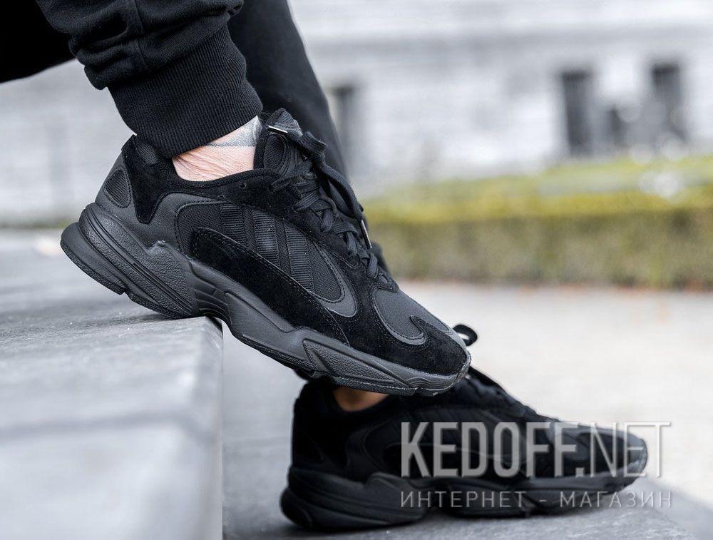 Цены на Мужские кроссовки Adidas Yung I G27026 Чёрные