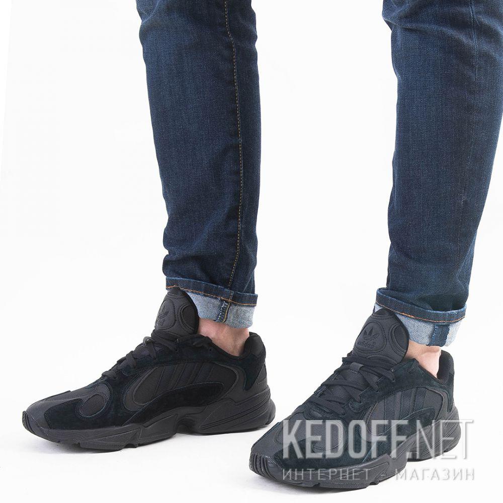 Доставка Мужские кроссовки Adidas Yung I G27026 Чёрные