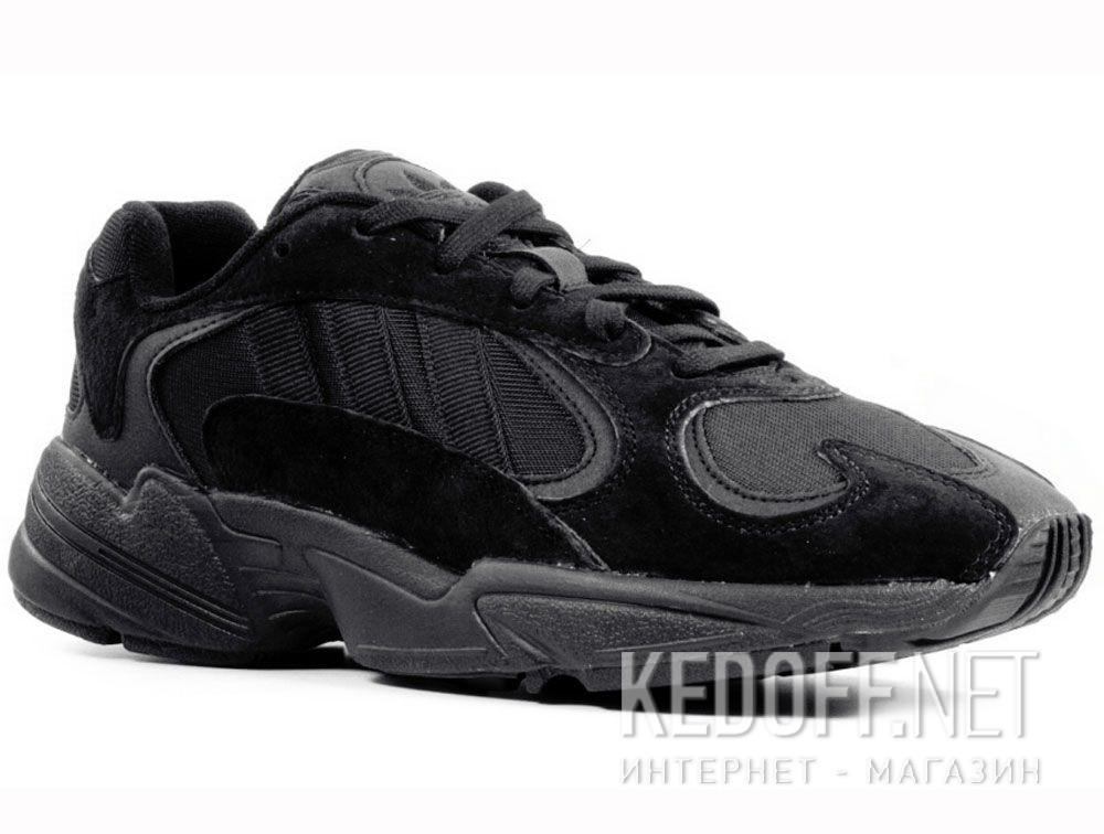 Мужские кроссовки Adidas Yung I G27026 Чёрные купить Украина