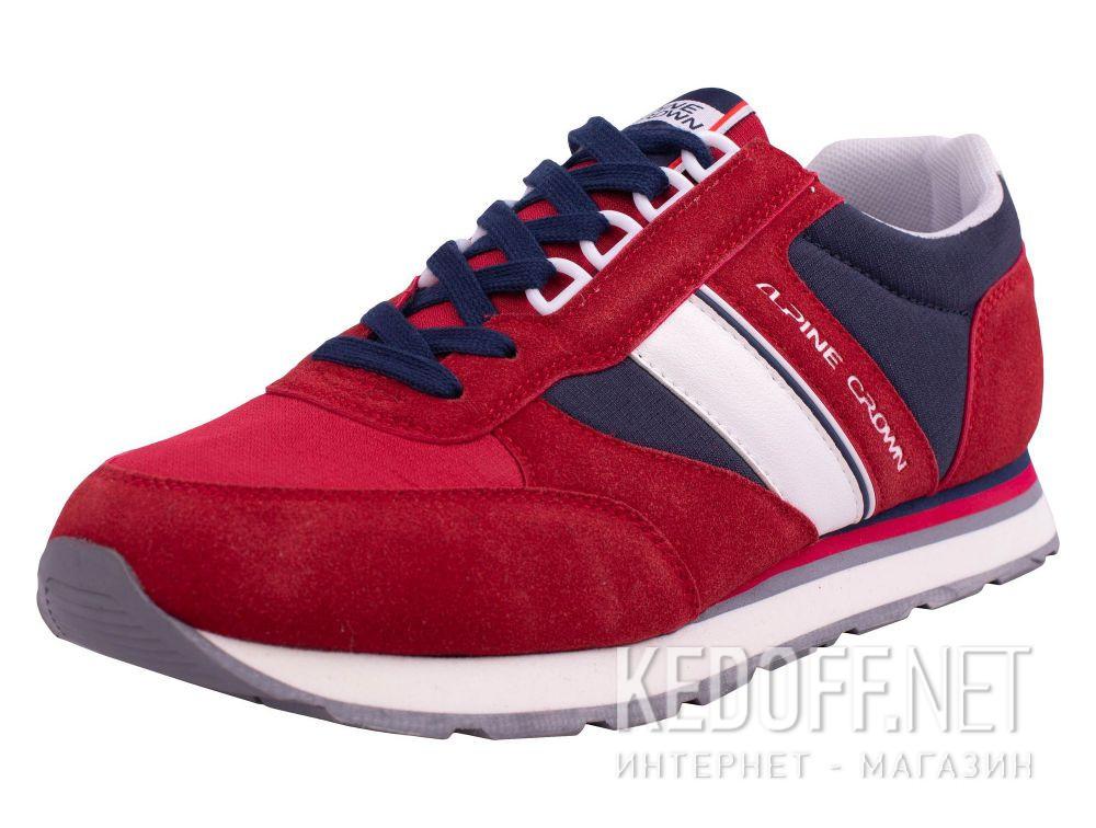 Купить Мужские кроссовки Alpine Crown ACS-200105-001