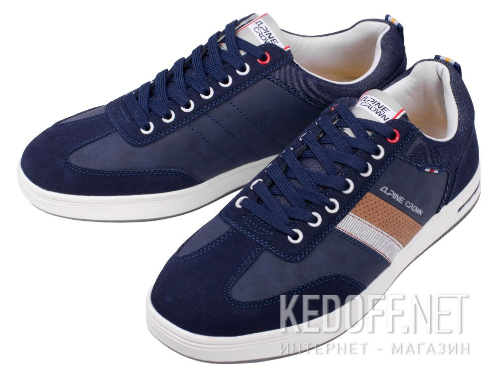 Мужские кроссовки Alpine Crown ACS-200107-002 все размеры