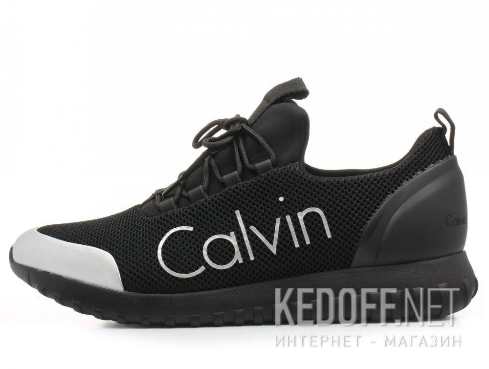 Męski sportowe Calvin Klein Jeans Run MeshRushed Metal S0506 BKS