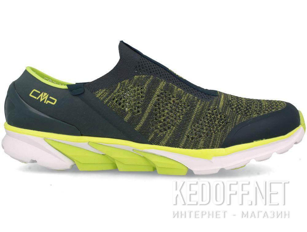 Чоловічі кросівки Cmp Knit Jabbah Hiking Shoe 39Q9527-U940 купити Україна