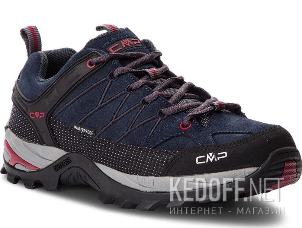 Купить Мужские кроссовки CMP Rigel Low Trekking Shoes Wp 3Q13247-62BN