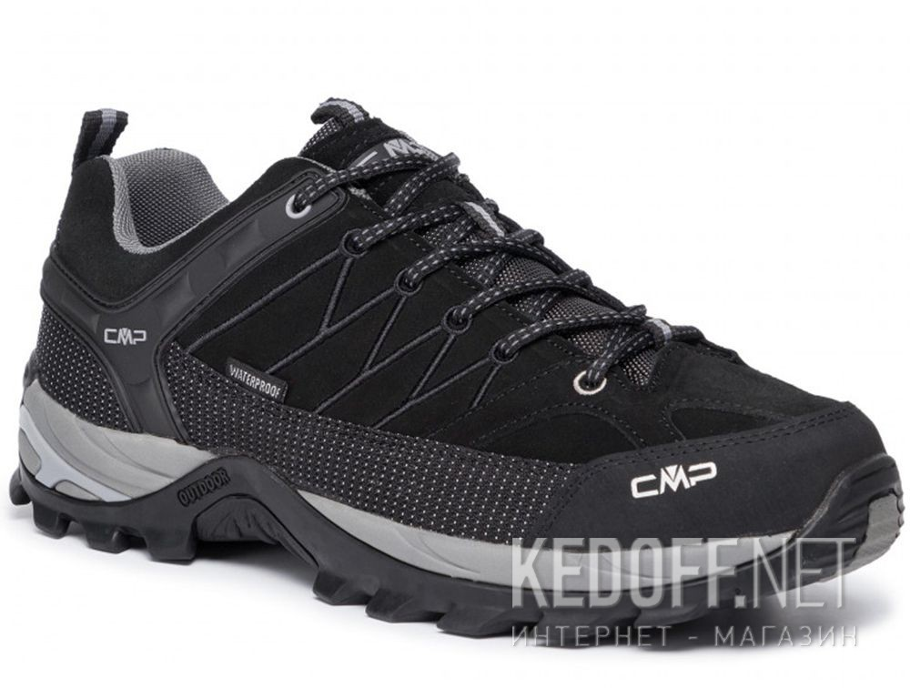 Мужские кроссовки CMP Rigel Low Trekking Shoes Wp 3Q13247-73UC