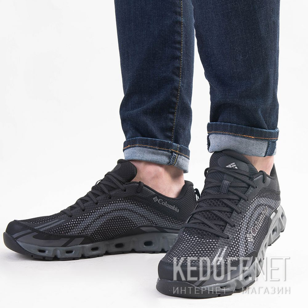 Мужские кроссовки Columbia Drainmaker IV (1767611-010) BM4617-010 все размеры