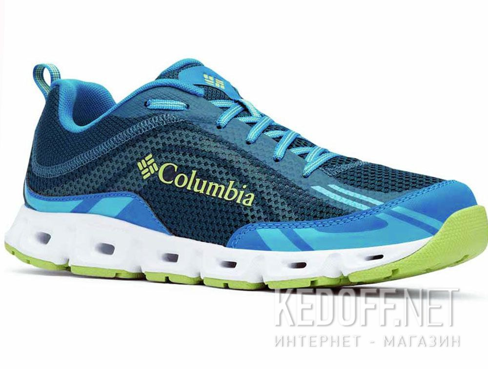 Купить Мужские кроссовки Columbia Drainmaker IV (1767611-442) BM4617-442