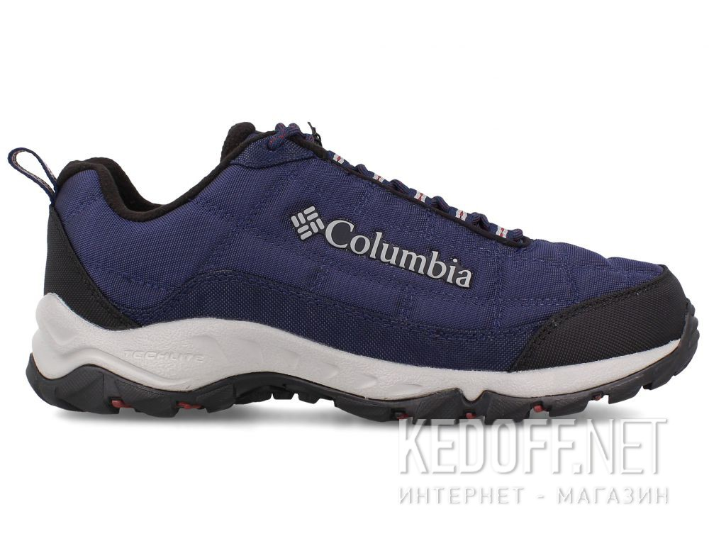 Оригинальные Мужские кроссовки Columbia Firecamp Fleece III 100g Insulation BM0820-464