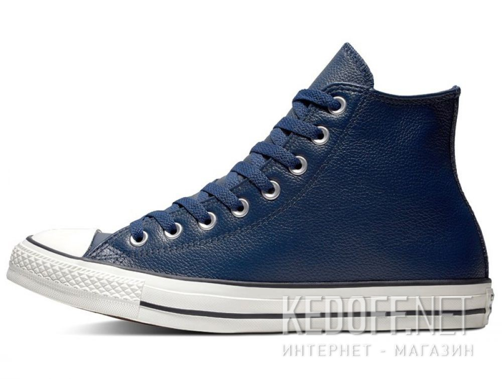 Мужские кеды Converse Chuck Taylor All Star Tumbled Leather HI 161495C купить Киев