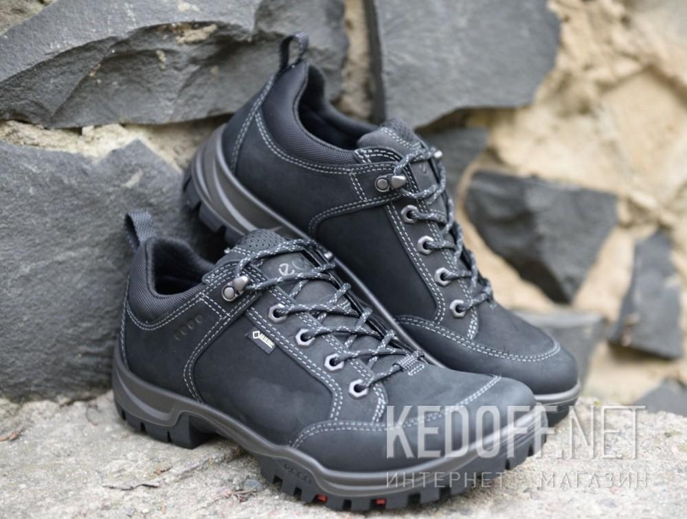 Мужские кроссовки Ecco Xpedition Gore-Tex 811254-02001   (чёрный) Фото 12
