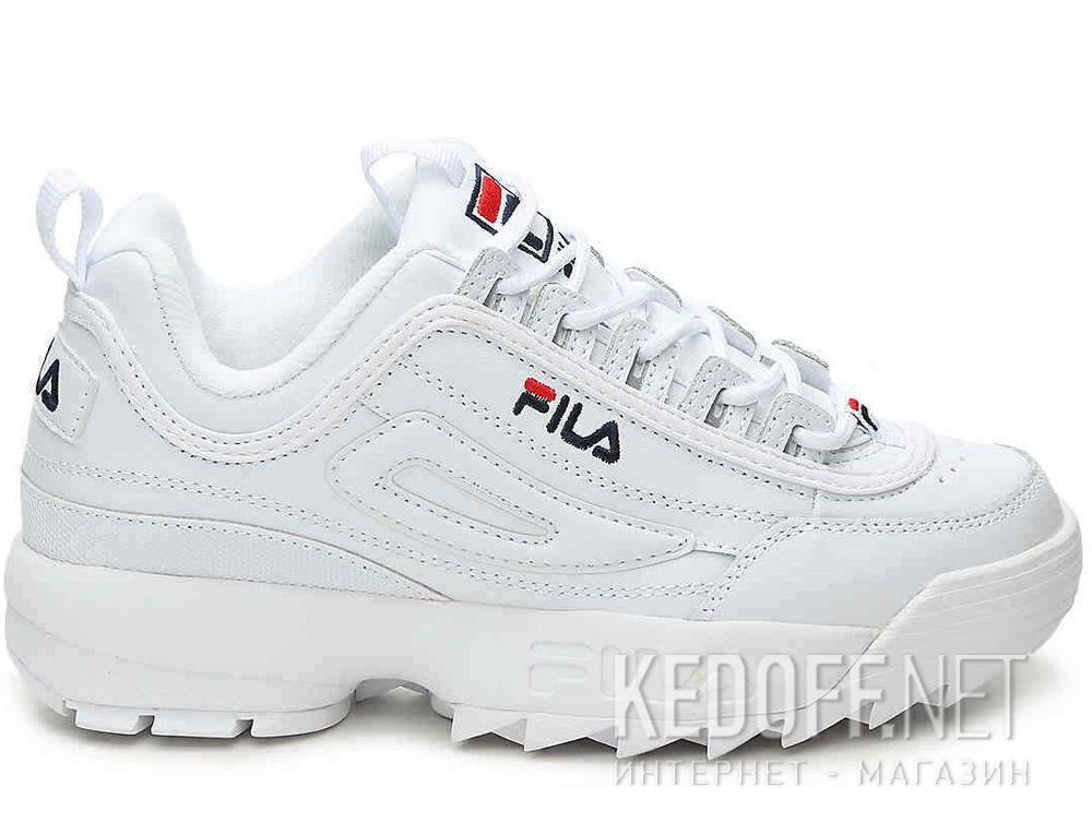Мужские кроссовки Fila Disruptor II Premium 1FM00139-125 купить Украина