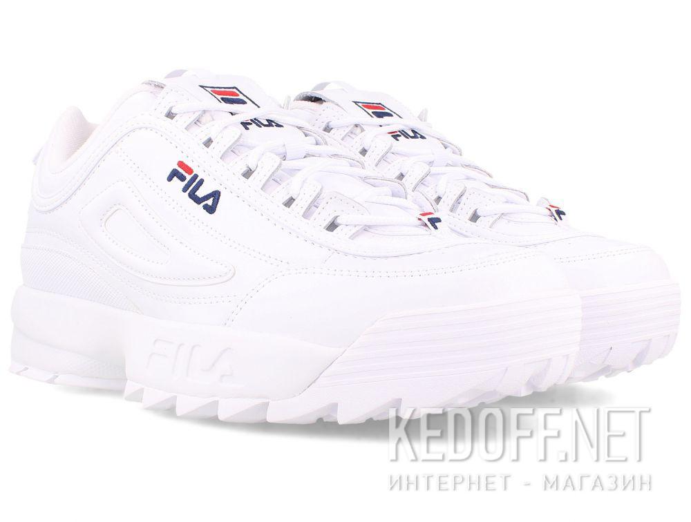 Цены на Мужские кроссовки Fila Disruptor II Premium 1FM00139-125