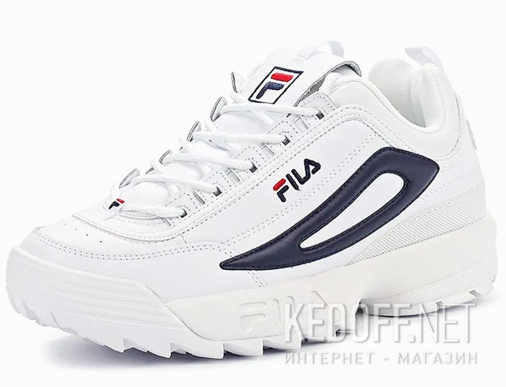 Мужские кроссовки Fila Disruptor II XL 1FM00712-147 все размеры