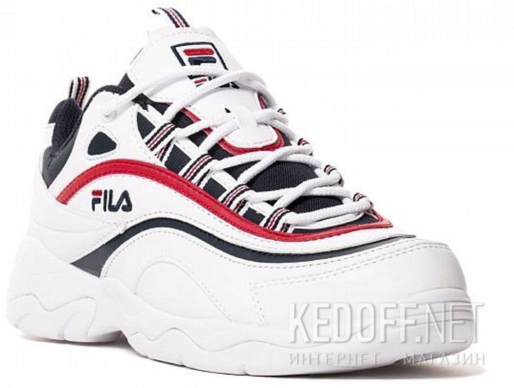 Купить Мужские кроссовки Fila Ray 1CM00501-125 Белый