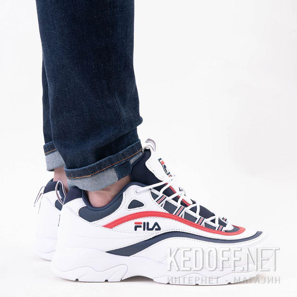 Мужские кроссовки Fila Ray 1CM00501-125 Белый описание