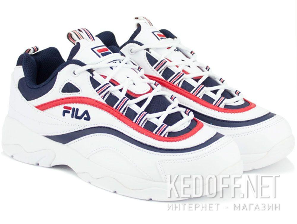 Мужские кроссовки Fila Ray 1CM00501-125 Белый купить Киев