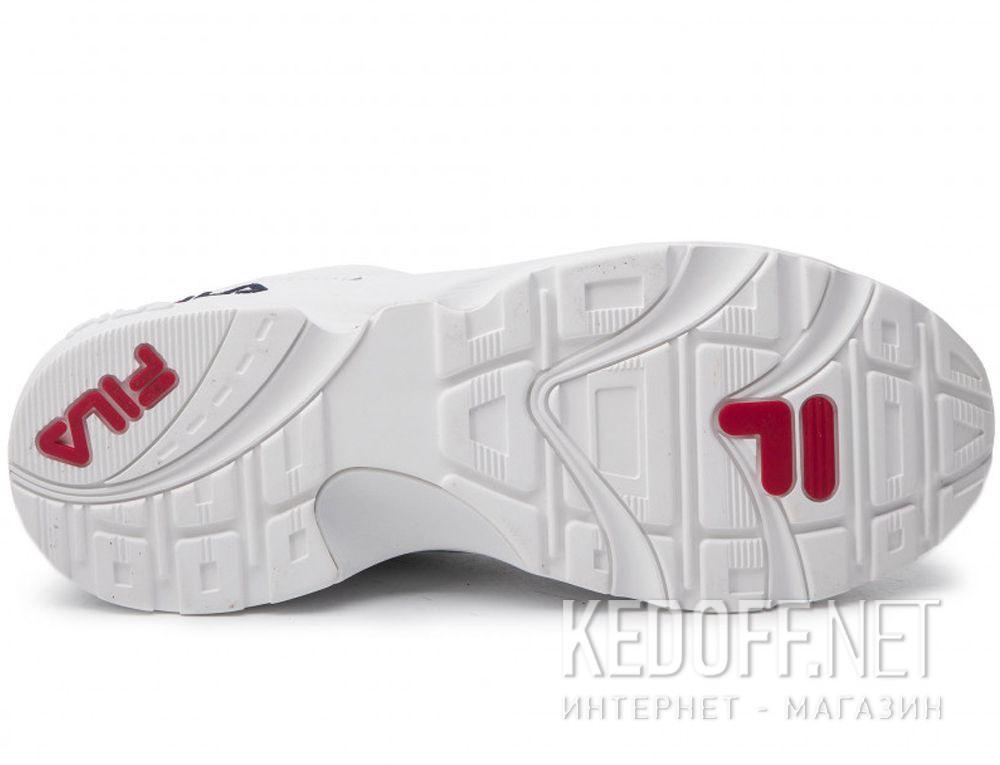 Оригинальные Мужские кроссовки Fila V94M Low 1010571 1FG White