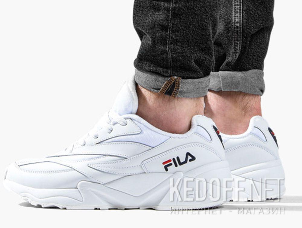 Мужские кроссовки Fila V94M Low 1010571 1FG White все размеры