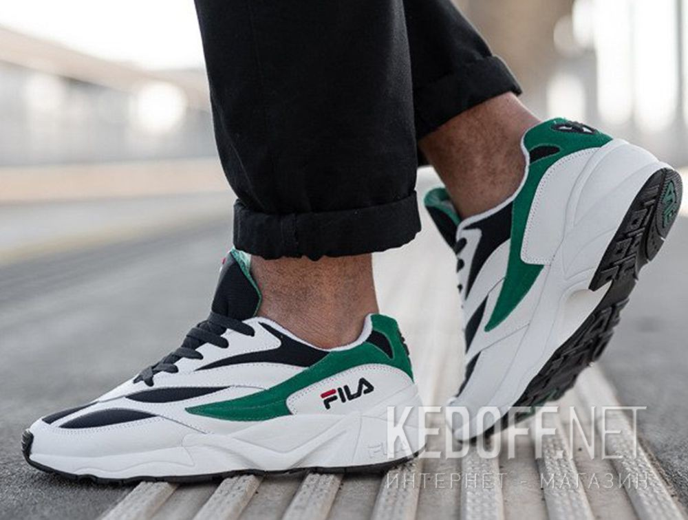 Мужские кроссовки Fila Venom 94 Low 1010255 00Q все размеры