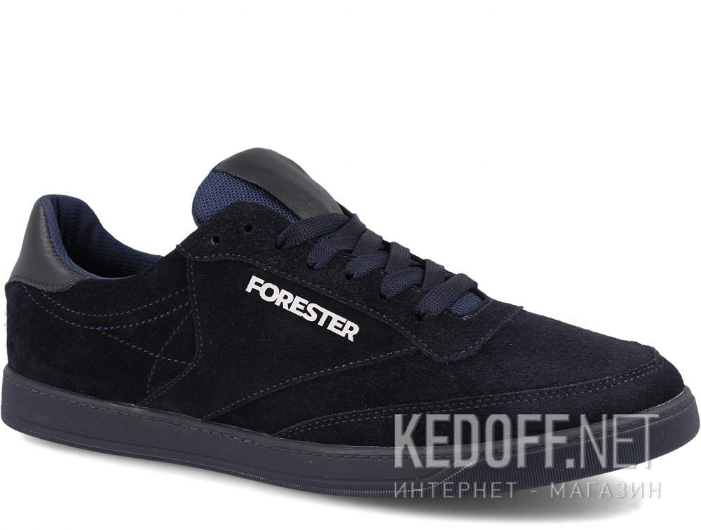 Купить Мужские кеды Forester Club 1402-89