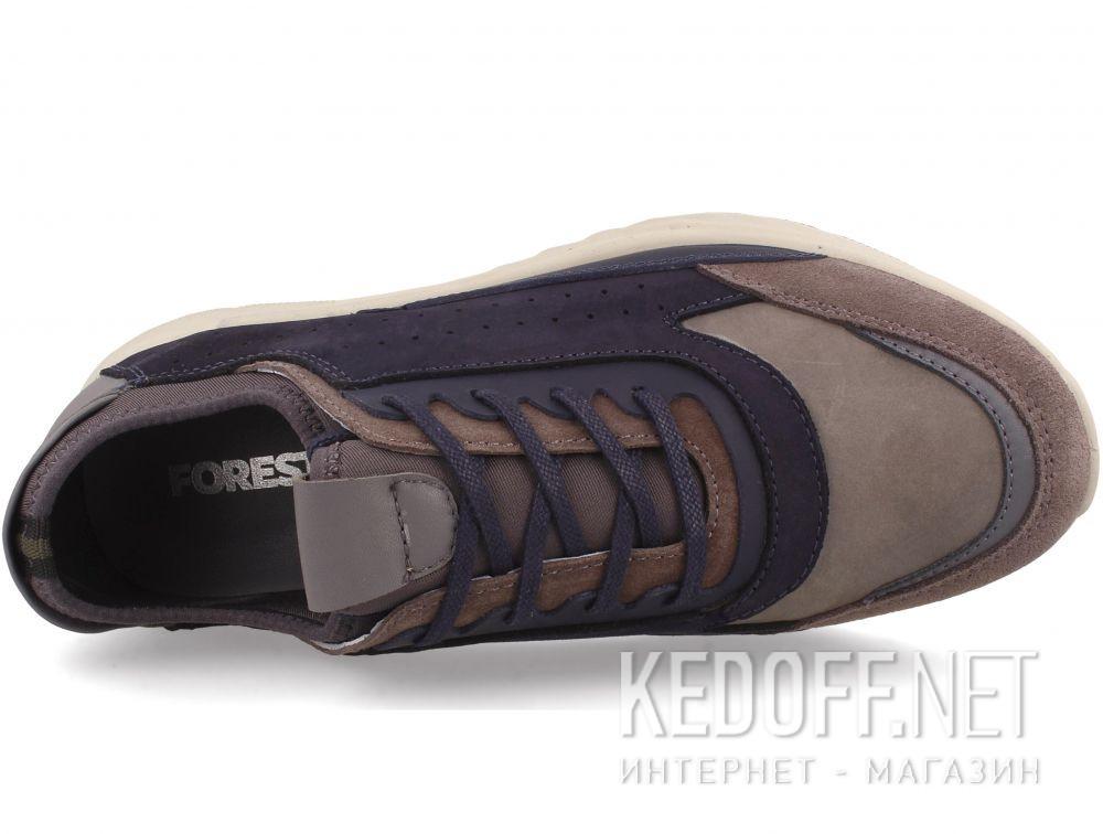 Мужские кроссовки Forester Danner Grey 28800-891 описание