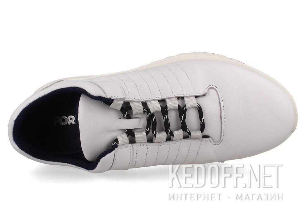 Мужские кроссовки Forester Danner White 28812-13 описание