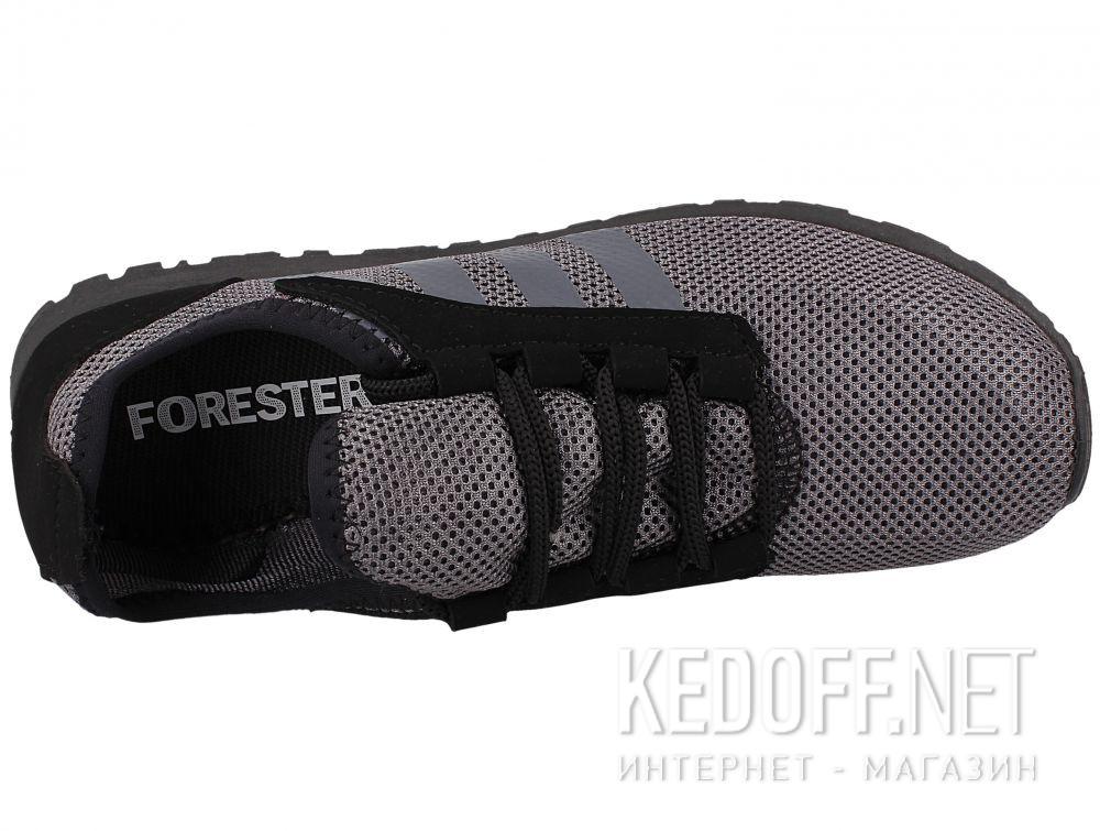 Мужские кроссовки Forester 3303-37 описание