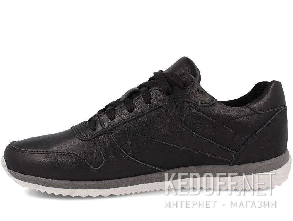 Оригинальные Мужские кроссовки Forester Original Black Leather 4101-27