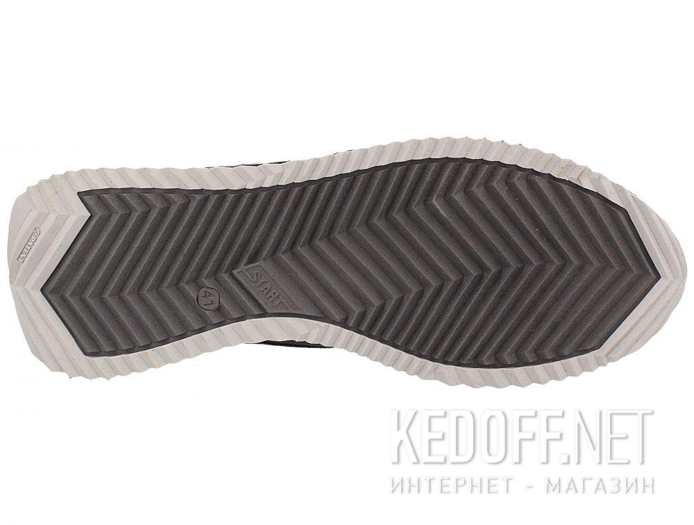 Цены на Мужские кроссовки Forester Original Black Leather 4101-27