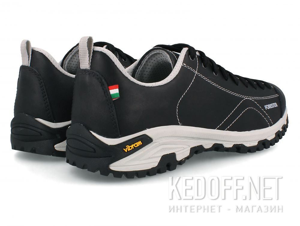 Мужские кроссовки Forester Dolomites Low Vibram 247950-27 Made in Italy описание