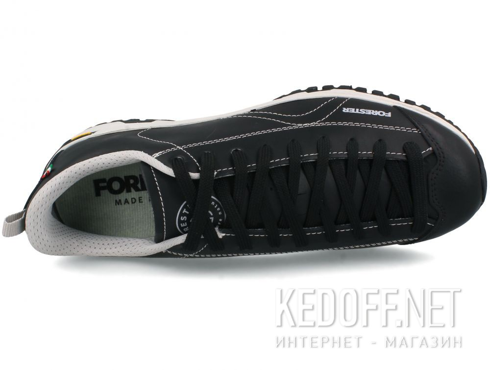 Мужские кроссовки Forester Dolomites Low Vibram 247950-27 Made in Italy все размеры