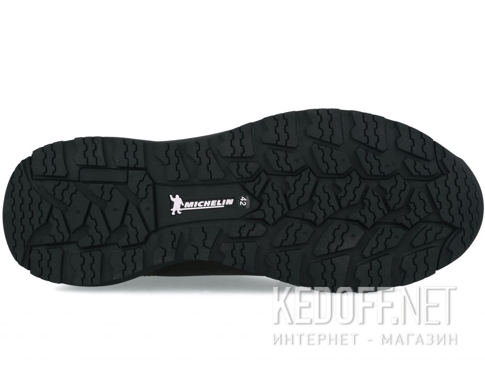 Оригинальные Мужские кроссовки Forester Tyres M908-0722 Michelin sole