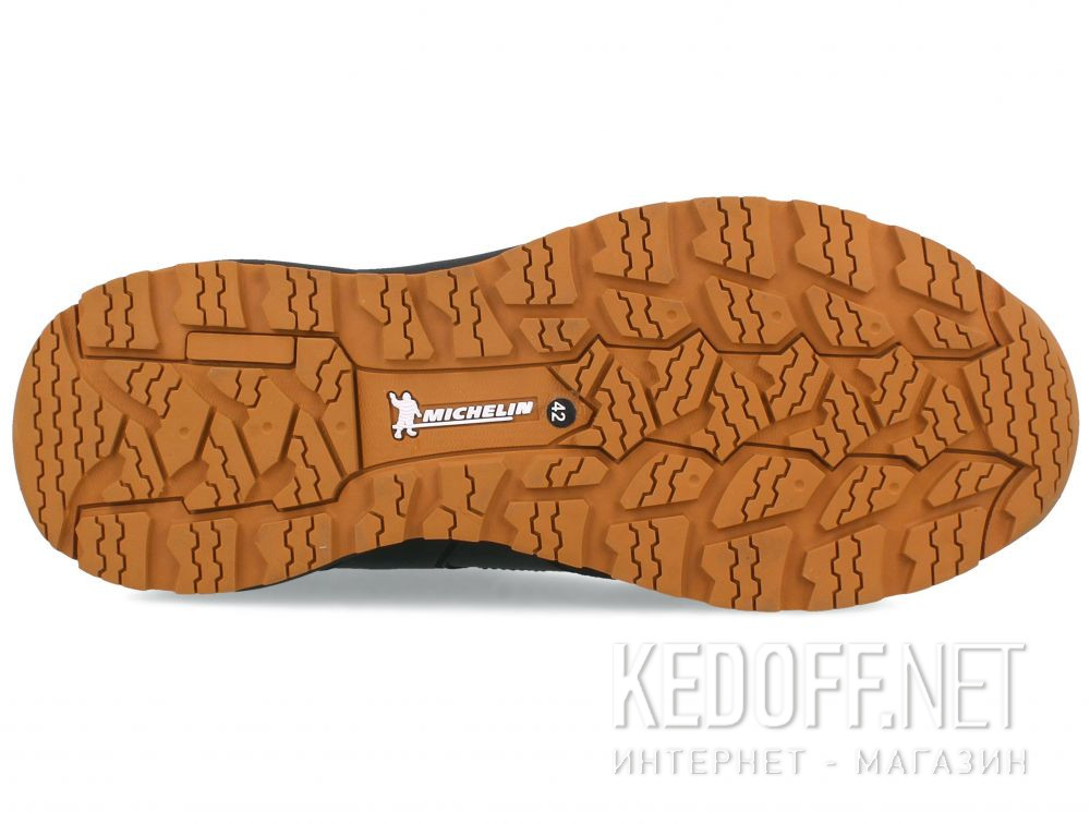 Оригинальные Чоловічі кросівки Forester Michelin Sole M4664-103