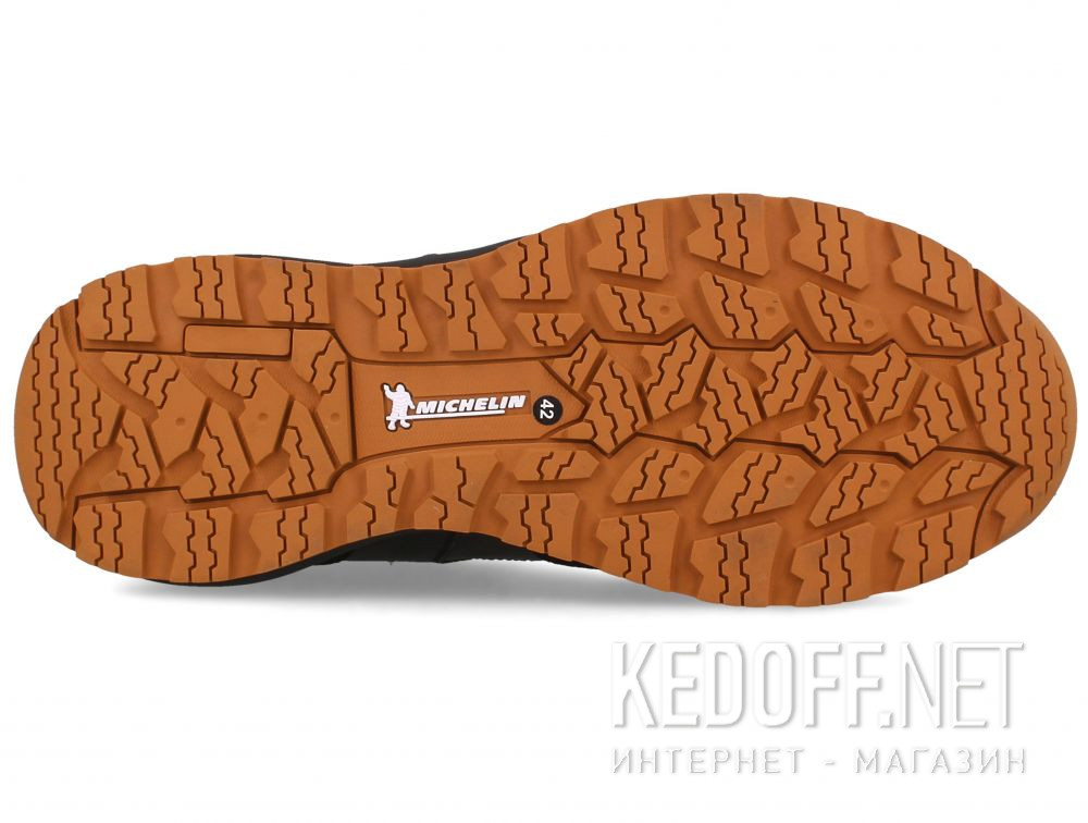 Оригинальные Мужские кроссовки Forester Michelin Sole M4664