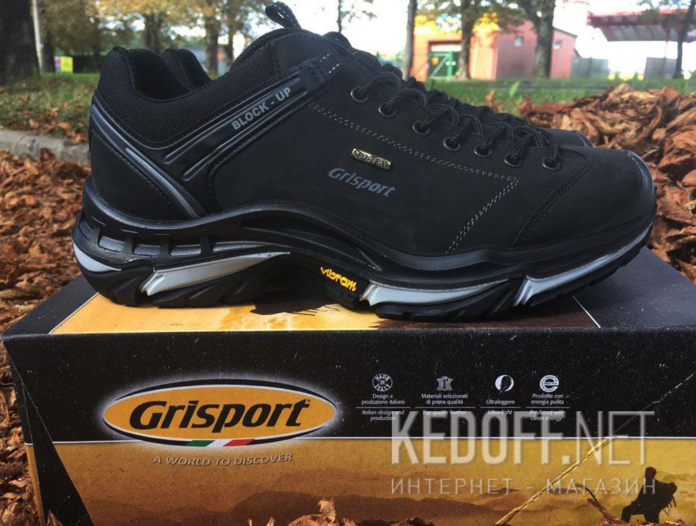 Доставка Мужские кроссовки Grisport Spo Tex Vibram 11927N90tn Made in Italy