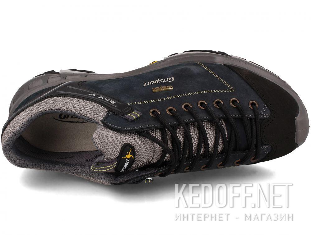 Мужские кроссовки Grisport Spo-Tex Vibram 11927N91tn Made in Italy описание