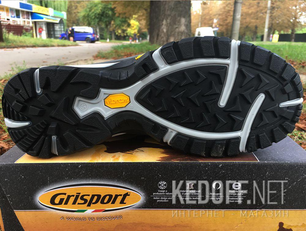 Мужские кроссовки Grisport Spo-Tex Vibram 11927N91tn Made in Italy доставка по Украине