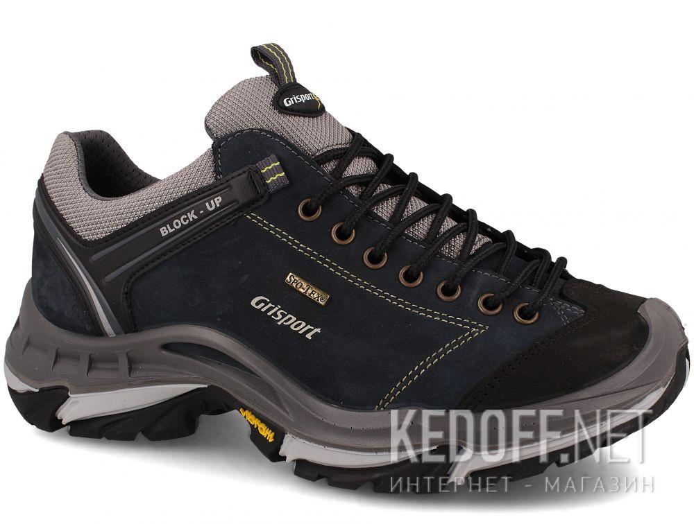 Купить Мужские кроссовки Grisport Spo-Tex Vibram 11927N91tn Made in Italy