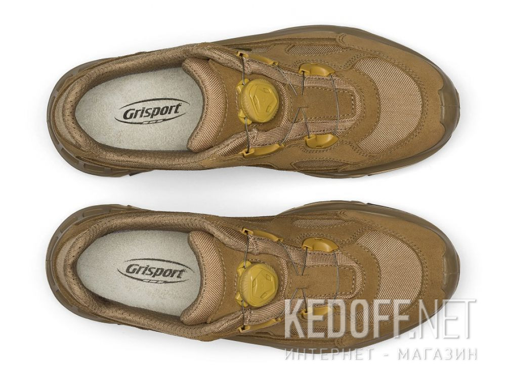 Чоловічі кросівки Grisport Vibram Cordura 11953S12tn Made in Italy все размеры