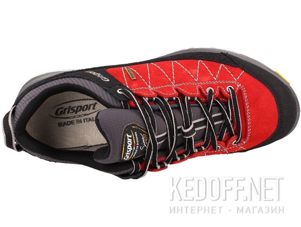 Мужские кроссовки Grisport Vibram 12501S96tn Made in Italy описание