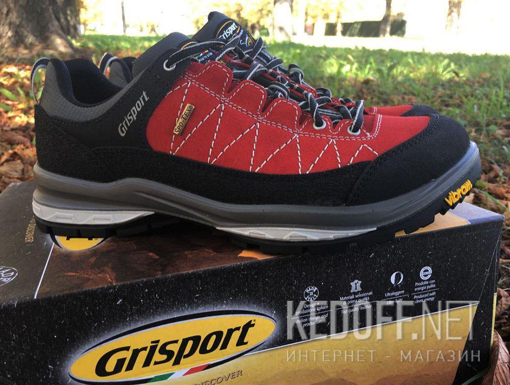 Мужские кроссовки Grisport Vibram 12501S96tn Made in Italy все размеры