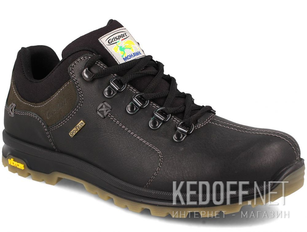 Мужские кроссовки Grisport Vibram 12907o139n Made in Italy