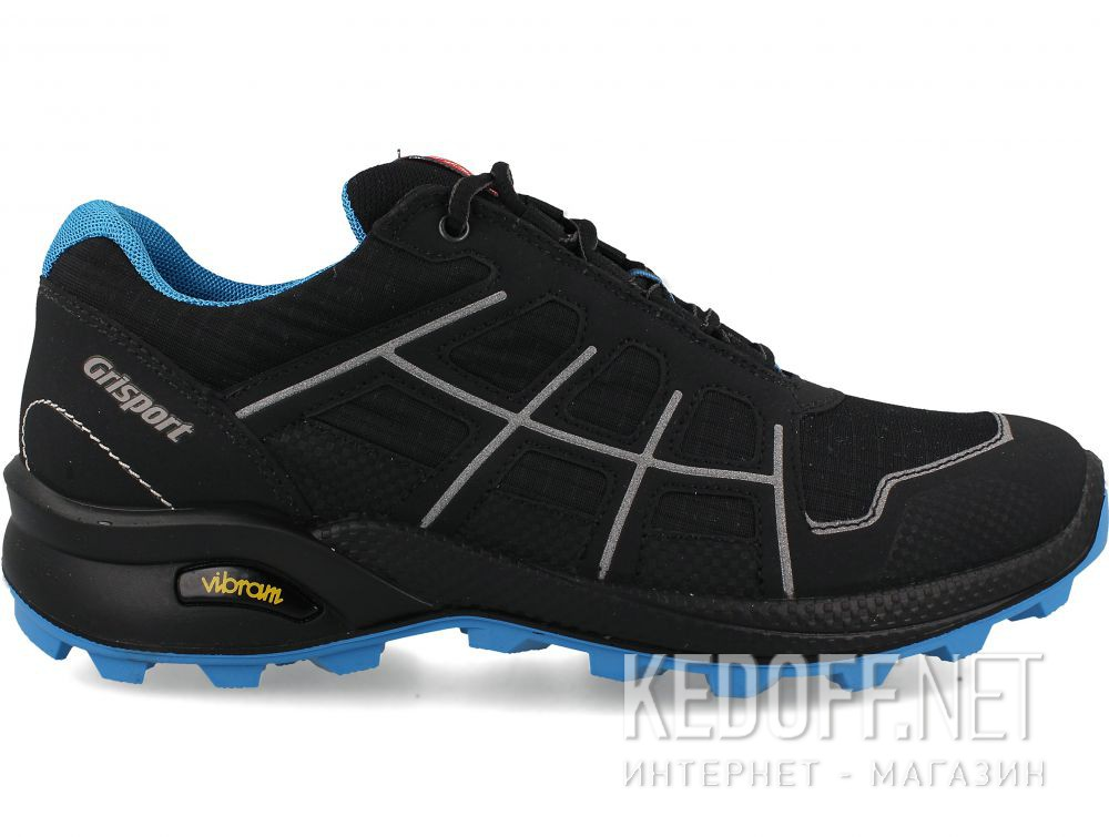 Мужские кроссовки Grisport Cross Art Vibram 13105 S37 Made in Italy купить Украина